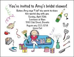 Invite Bridal Shower